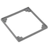 Réhausse pour grille carrée