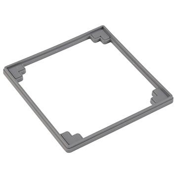Réhausse pour grille carrée Lazer