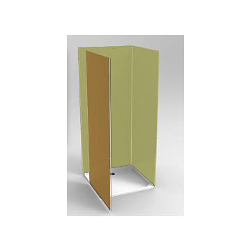 Panneau Décofast - Extension d'angle Lazer
