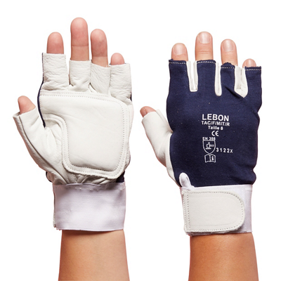 Mitaines TAC/F/MIT/R Lebon Protection