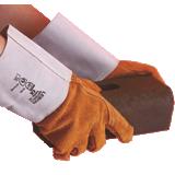 Gants de soudeur en cuir croûte ANTNDI/15