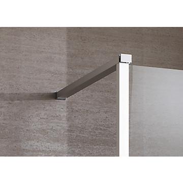 Barre de stabilisation murale de 1200 mm sur profilé Leda