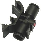 Bornes 2 tubes 3379