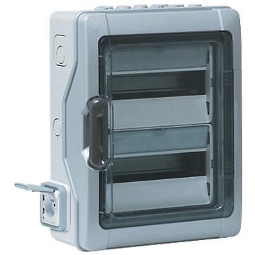Plexo - Coffret étanche 12 modules Legrand
