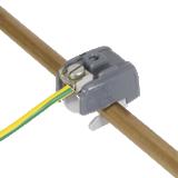 Connecteur liaison équipotentielle