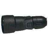 Prolongateur 2P+T - 16 A - caout - connexion auto - IP 44 - IK 08 - câble Ø2,5