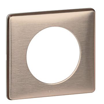 Céliane - Plaque Métal - Copper LEGRAND