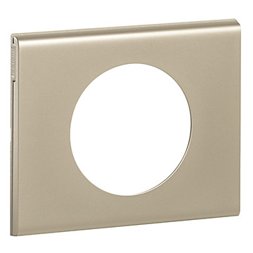 Céliane - Plaque Matière - Nickel velours Legrand