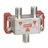 Coupleur hertzien-satellite - 47-862 MHz/950-2400 MHz