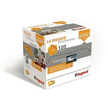Distribox boîte cloison sèche Ø 67 LEGRAND