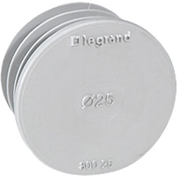 Obturateur Batibox Energy pour gaine électrique Legrand