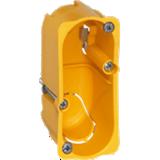 Boîte cloison sèche Batibox Ø 32 1 module