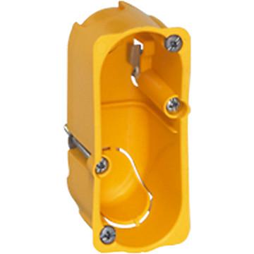 Boîte cloison sèche Batibox Ø 32 1 module Legrand