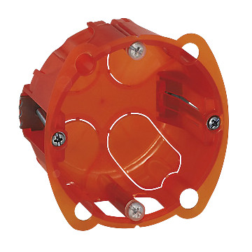 Boîte multimatériaux Batibox à rigidité renforcée Legrand