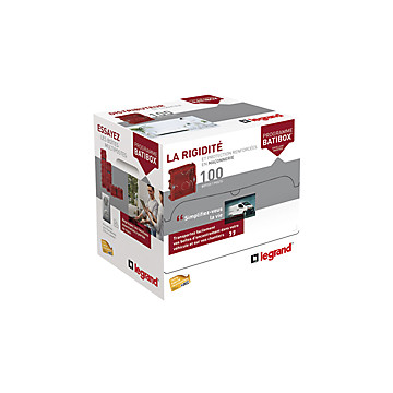 Distribox boîte maçonnerie P40 Legrand