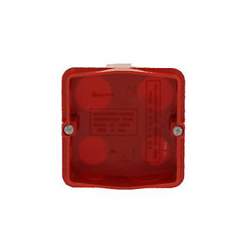 Boîte maçonnerie Batibox carrée à sceller 20/32A LEGRAND
