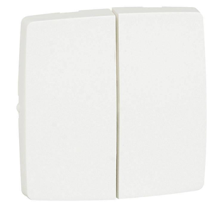 Appareillage saillie composable - Commande éclairage Legrand