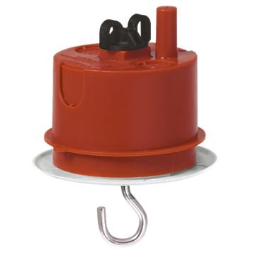 Boîte luminaire DCL Batibox maçonnerie Ø65 avec couvercle Legrand