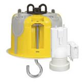 Kit point de centre DCL Ecobatibox Ø 67 pour cloison sèche
