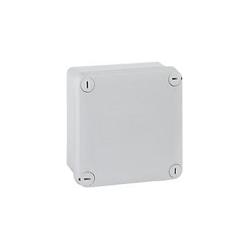Boîte de dérivation Plexo carrée pour presse étoupe Legrand