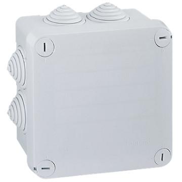 Boîte de dérivation Plexo carrée embouts à gradin Legrand