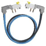 Cordon de repiquage à connexion automatique P+N 16 mm²