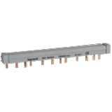 Peigne 3P+N HX³ pour bornes à vis