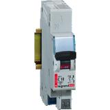 Disjoncteur DNX³ 1P+N auto/auto - Courbe C