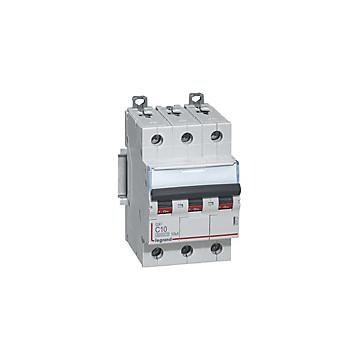 Disjoncteur 3P DX³ 10kA - Courbe C Legrand