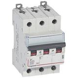 Disjoncteur 3P DX³ 10kA - Courbe D