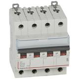 Disjoncteur 3P+N DX³ 10kA - Courbe D