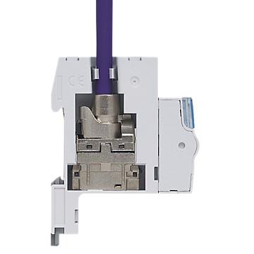 Module de brassage RJ45 Legrand