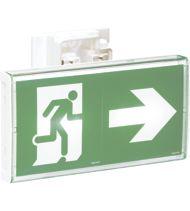 BAES d'evacuation ECO1 standard à LED AutoDiag