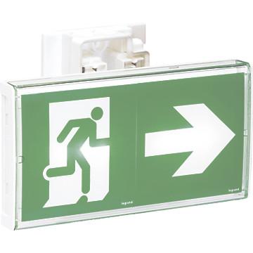 BAES d'evacuation ECO1 standard à LED AutoDiag Legrand