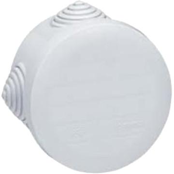 Boîte de dérivation Plexo ronde embouts à gradin Legrand