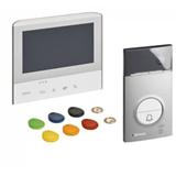 Kit portier vidéo couleur Classe 300 V13M mains libres avec mémoire video et contrôle d'acces