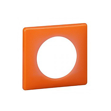 Céliane - Plaque Memories - 70'S orange Legrand