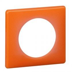 Céliane - Plaque Memories - 70'S orange Legrand