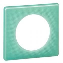 Céliane - Plaque Memories - 50'S turquoise Legrand