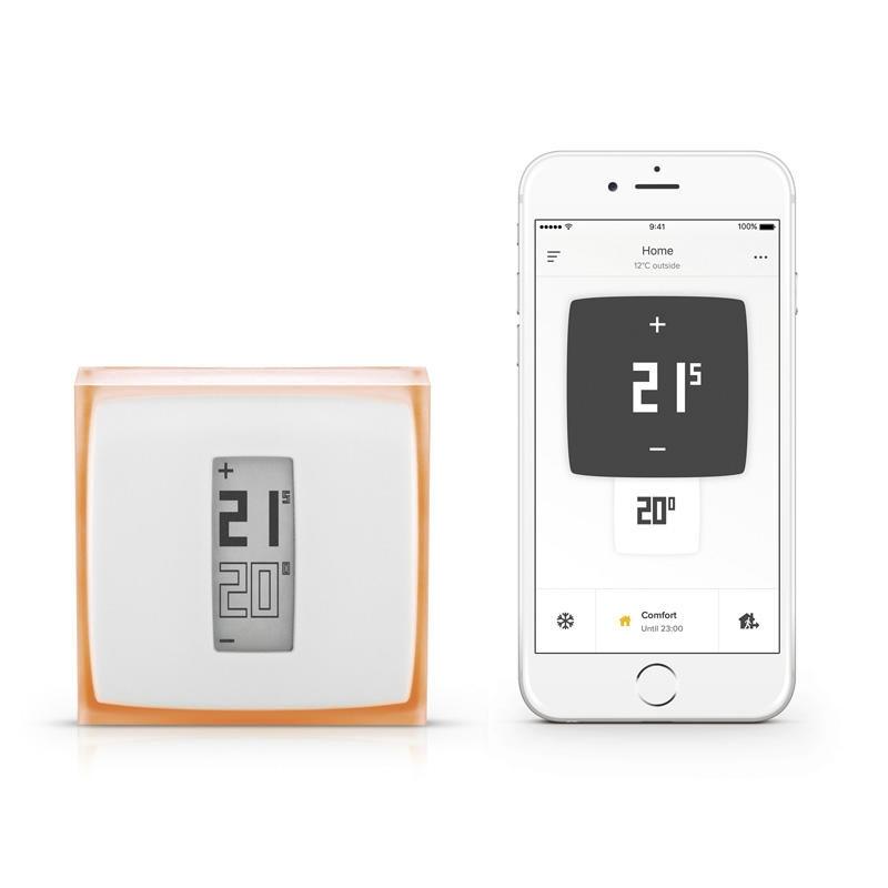 Thermostat Intelligent connecté Netatmo Netatmo
