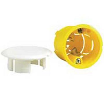 Boîte luminaire Batibox cloison sèche pour applique à bornes auto Legrand