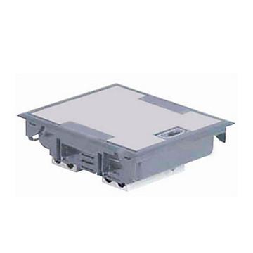 Boîte de sol avec couvercle pour revêtement de sol Legrand