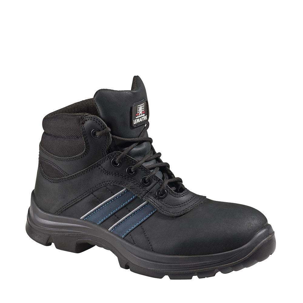chaussure de Sécurité Haute Andy S3 SRC - Noir Lemaître Sécurité