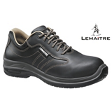 Chaussures basses noires Concorde