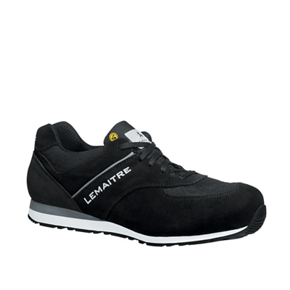 Sneakers de sécurité noire JOEY S3 Lemaître Sécurité