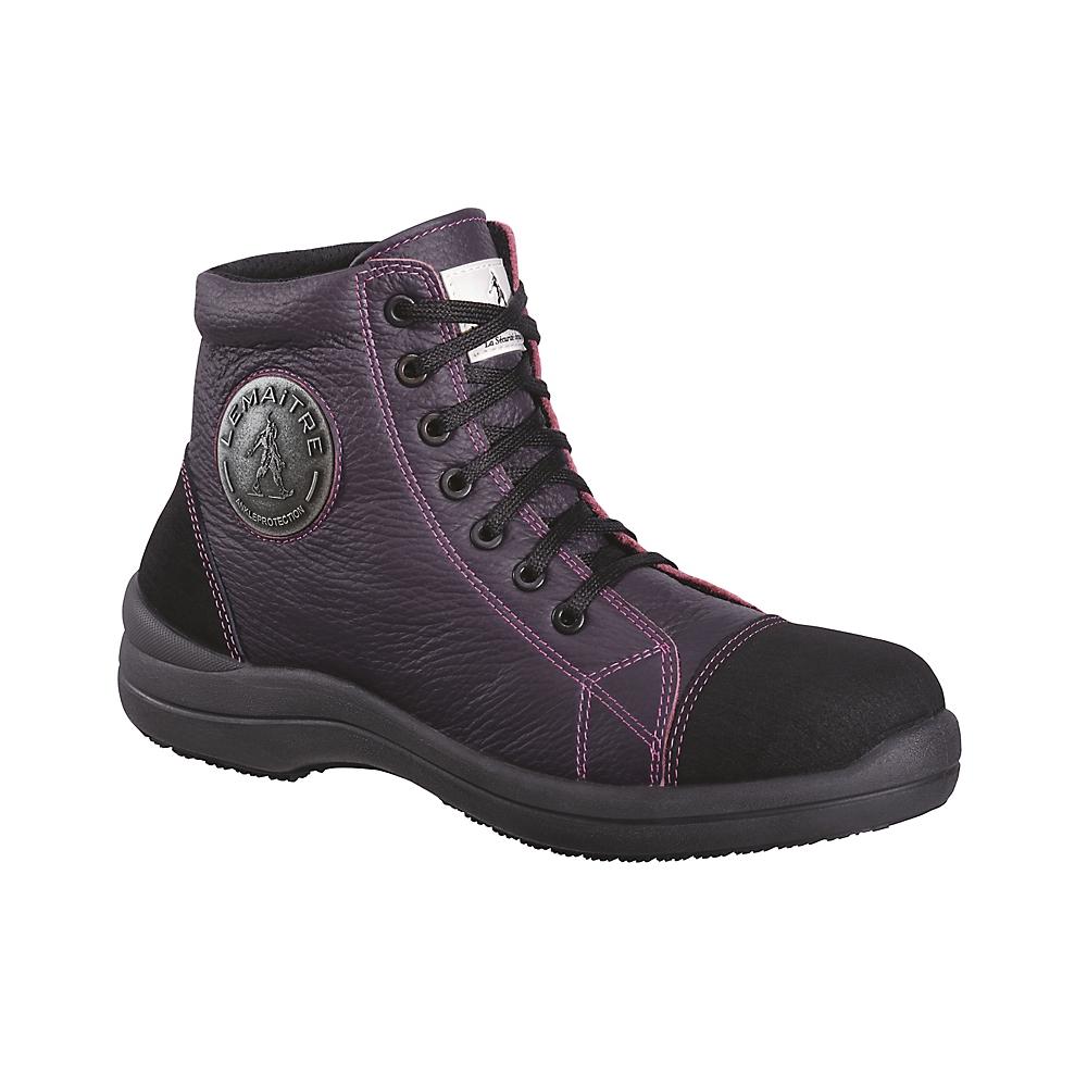 Chaussures hautes Liberty LIBHS30PR - Prune Lemaître Sécurité