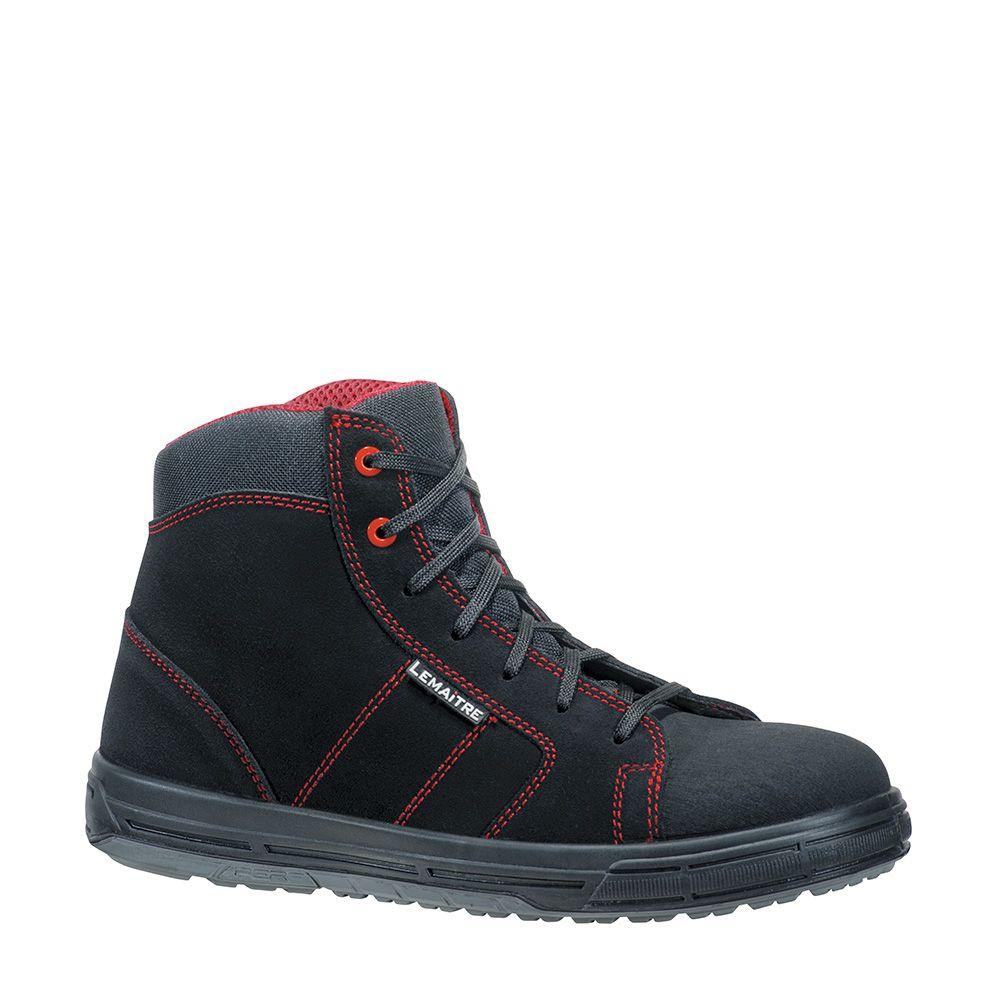 Chaussure haute solar noir Lemaître Sécurité