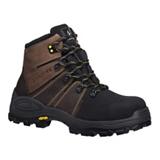 Chaussures de sécurité hautes Trek brun