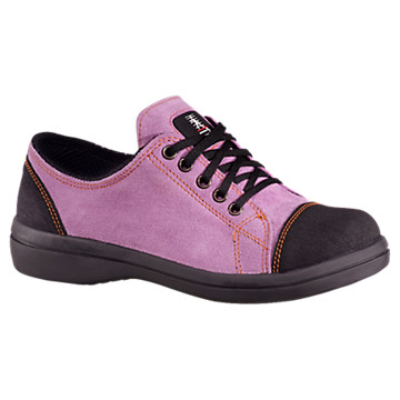 Chaussures basses lilas Vitamine Lemaître Sécurité