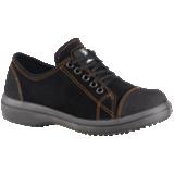 Chaussures de sécurité basses noir Vitamine S3